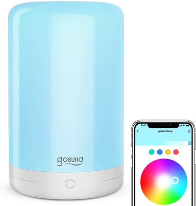 Gosund Dimmable RGB Touch Smart Table Lamp