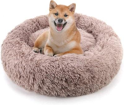 NOYAL Faux Fur Bed
