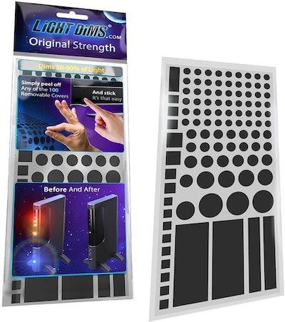 LightDims LED Light Covers For Electronics
