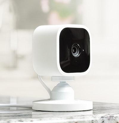 Blink Mini Indoor Smart Security Camera