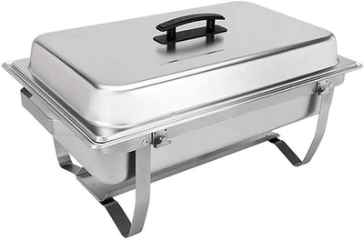 Sterno Foldable Frame Buffet Chafer (8 Quarts)