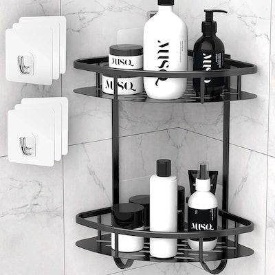Flowmist 2-Tier Corner Shower Shelf