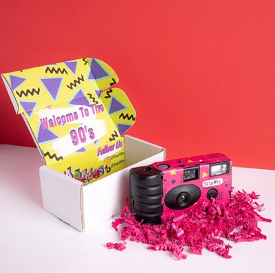 Monthly Disposable Camera Subscription