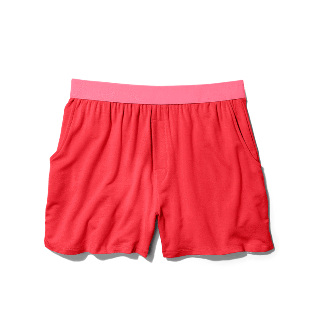 Boxers with pockets