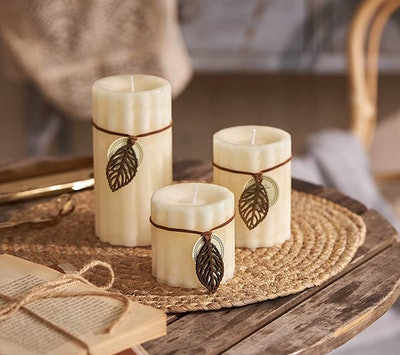 PokeHome Luxury Aromatherapy Candles (Set of 3)