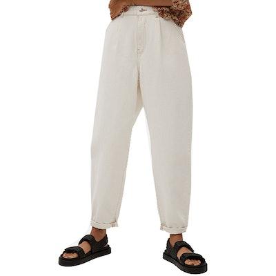 Dart Slouchy Jeans