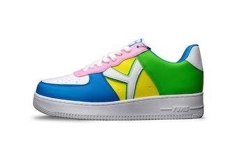 "YUMS ""Rainbow Sherbert"" sneaker"
