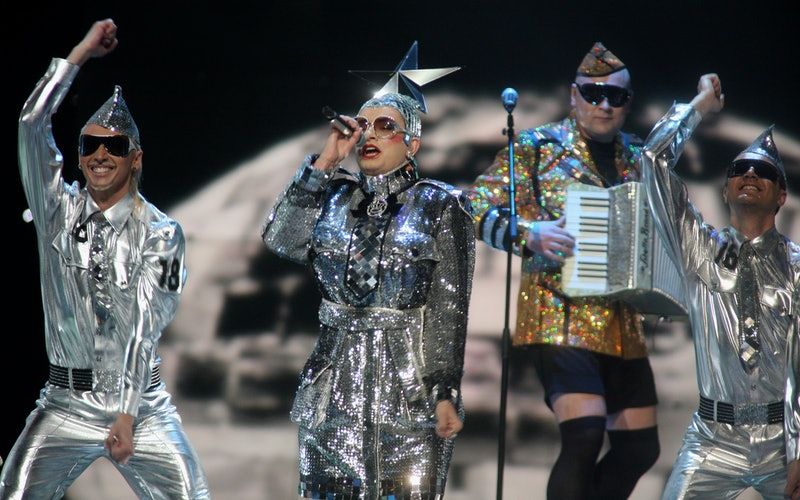 Dancing Lasha Tumbai, Verka Serduchka, is considered one of the most iconic Eurovision performances of all time.