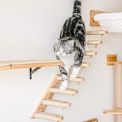 FUKUMARU Cat Climbing Shelf
