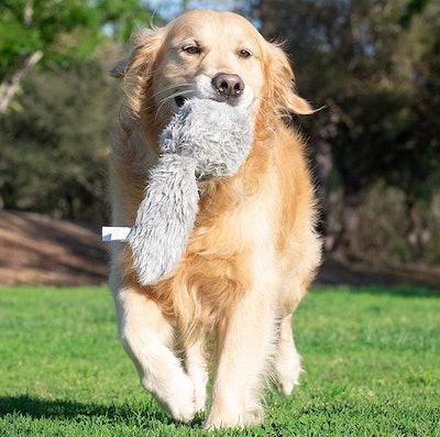 Hyper Pet Doggie Tail Interactive Plush  Toy