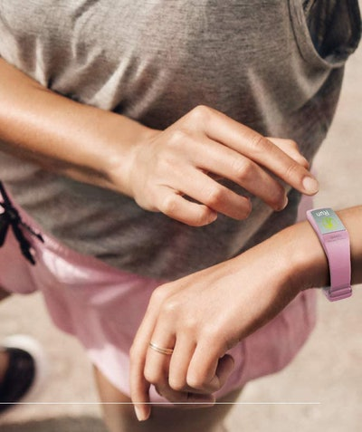 Snoky Fitness Tracker With Heart Rate Monitor