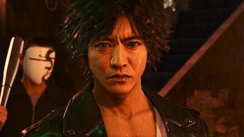 lost judgement main character Takayuki Yagami