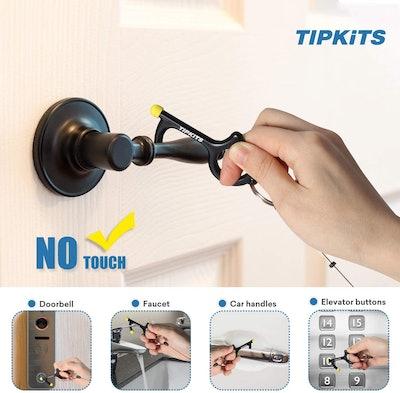 Tipkits No Touch Door Opener (3-Pack)