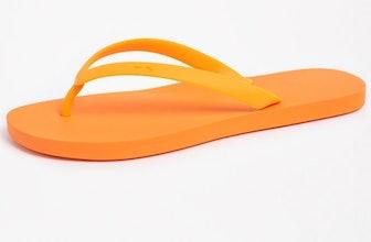 CLASSIC Flip Flops in Salerno/Tangerine