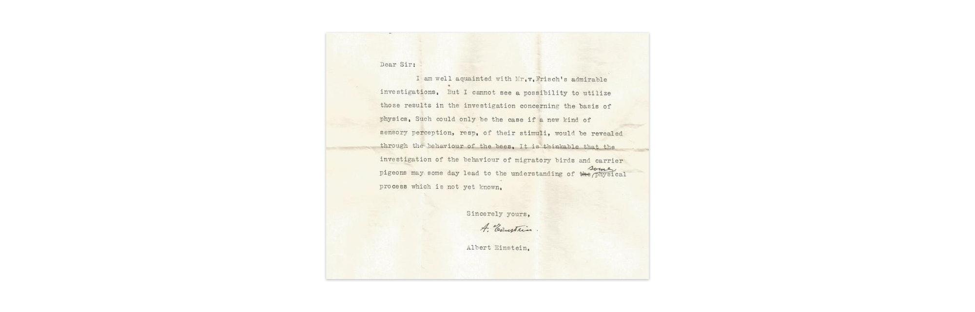 The Albert Einstein Archives at The Hebrew University of Jerusalem