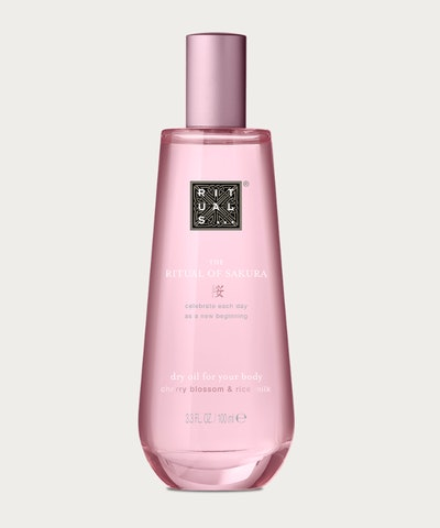 The Ritual Of Sakura Dry Body Oil