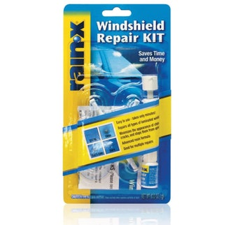 RainX Fix a Windshield