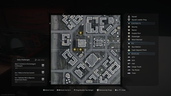 call of duty warzone Nakatomi Tower side missions