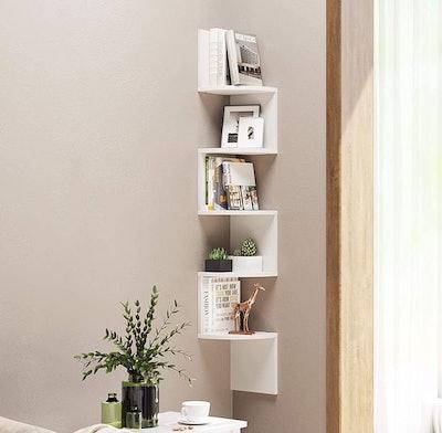 Vasagle Corner Bookshelf