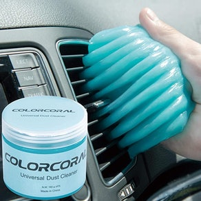 ColorCoral Gel Cleaner for Car