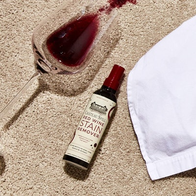 Chateau Spill Red Wine Stain Remove