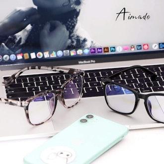 Aimade Blue Light Blocking Glasses (3 Pack)