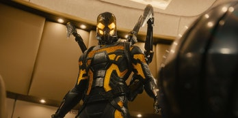 Yellowjacket in 2015's Ant-Man