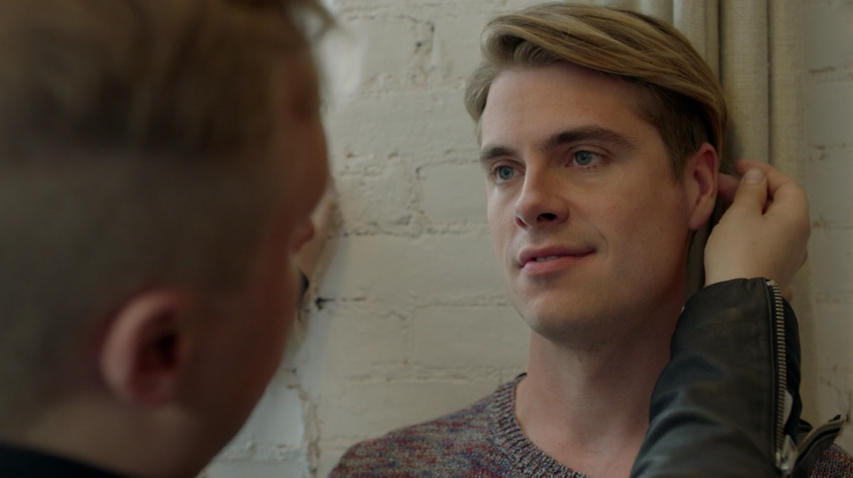Marc's protective qualities make him most like a Cancer in 'Search Party.'