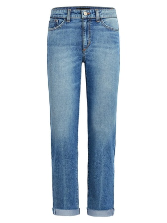 The Scout Raw Cuffed Jeans