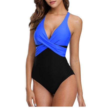 Charmo Tummy Control One Piece Swimsuit