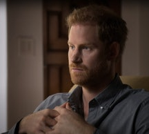 Prince Harry spoke with Oprah about his mental health struggles for their new series 'The Me You Can't See.'