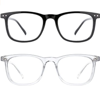 TIJN Blue Light Glasses (2-Pack)