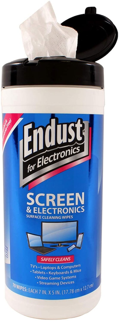 Endust for Electronics, Surface Cleaning Wipes