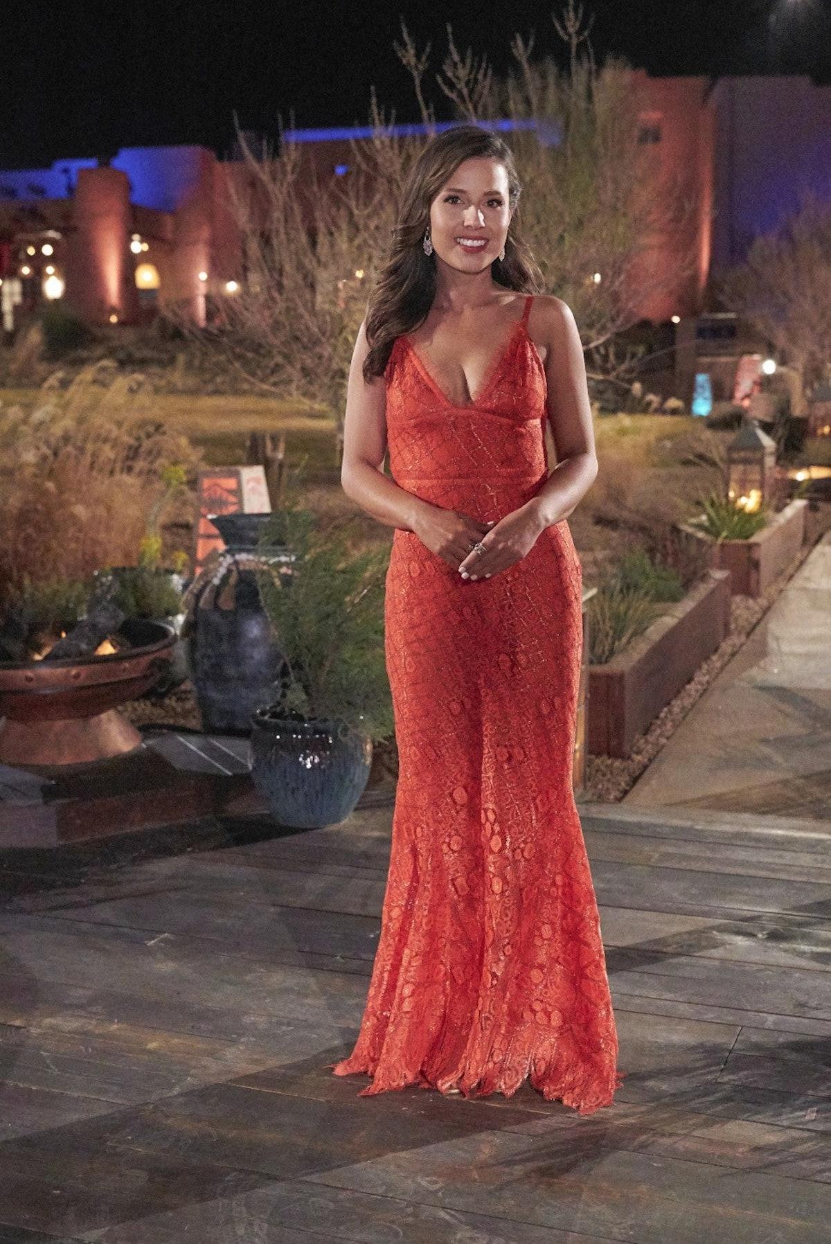 Katie Thurston in 'The Bachelorette' Season 17.