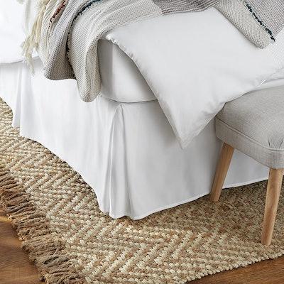 Amazon Basics Pleated Bed Skirt