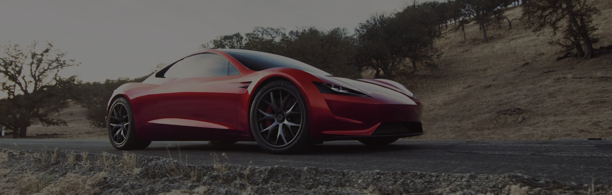Tesla CEO Elon Musk says the Roadster supercar will see further design changes before its 2022 relea...