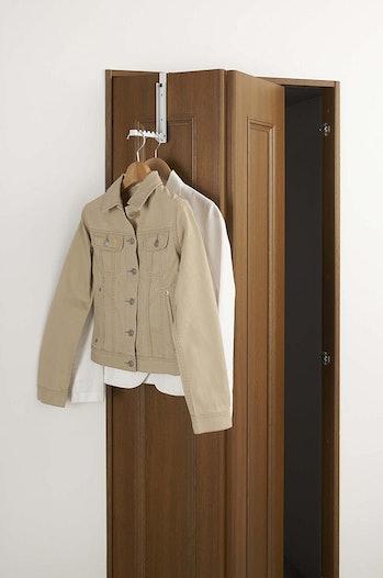 Yamazaki Home Folding Over the Door Hook steel review