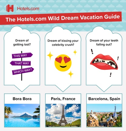 The Hotels.com SoulUnity Dream Vacation $5K giveaway is all about your wildest dreams.