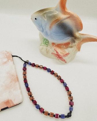 Passionfruit Jolly Rancher Wristlet Phone Strap