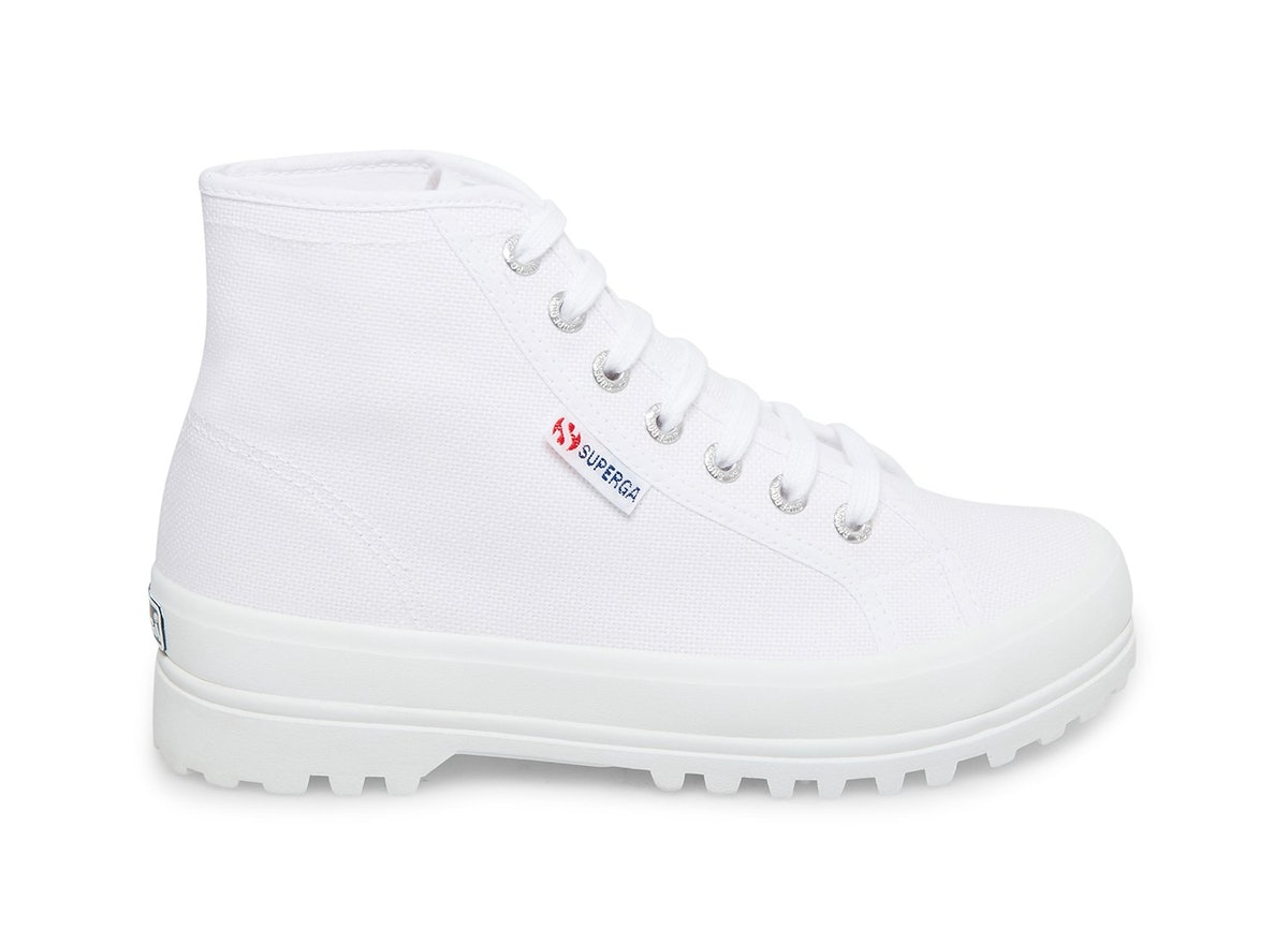2341-Alpina Cotu White