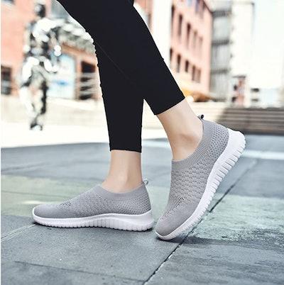 TIOSEBON Women's Walking Tennis Shoes