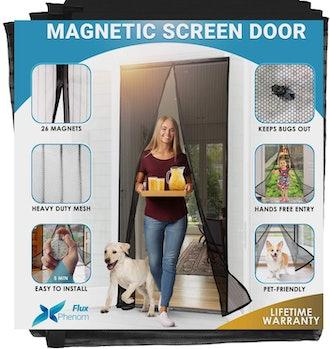 Flux Phenom Magnetic Screen Door Closure