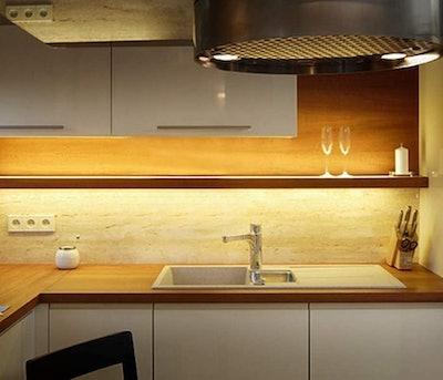 WOBANE Under-Cabinet Lighting Kit (6 Pieces)