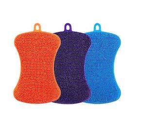 Geloo Silicone Sponge (3-Pack)