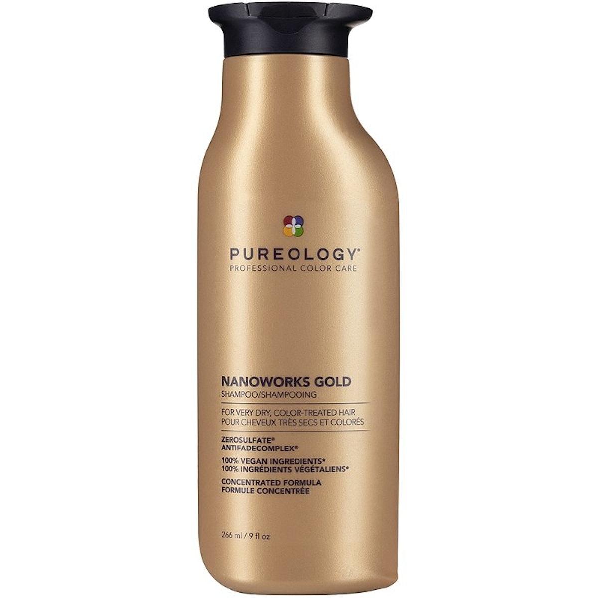 Pureology Nanoworks Gold Shampoo