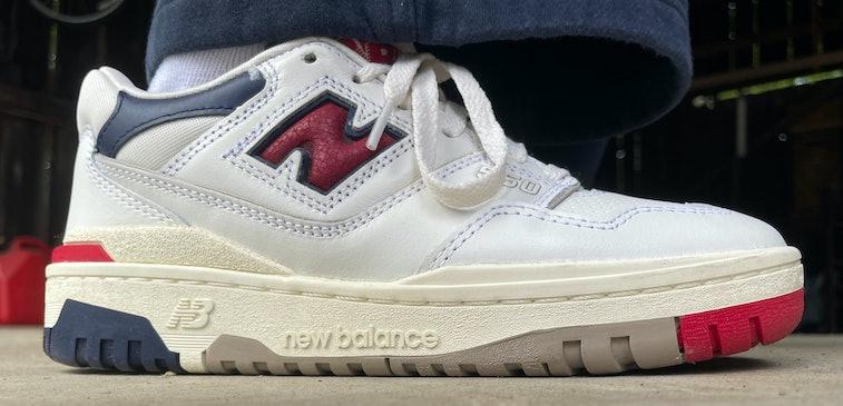 New Balance x Aimé Leon Dore 550 sneakers