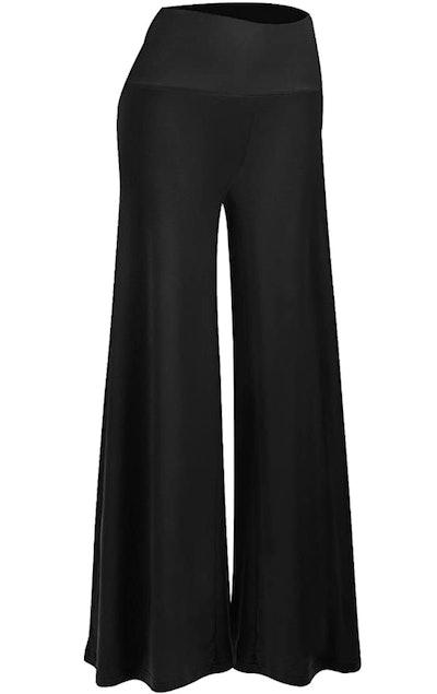 Arolina Stretchy Palazzo Lounge Pants