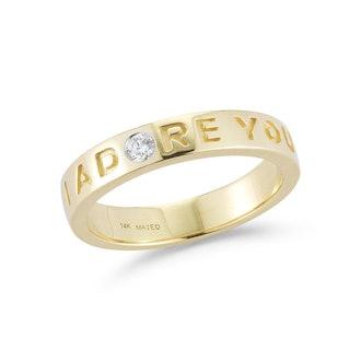 I Adore You Ring