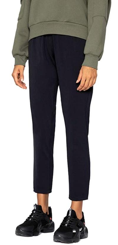 AJISAI 7/8 Joggers Travel Pants with Pockets