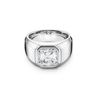 The Charles Tiffany Setting Engagement Ring